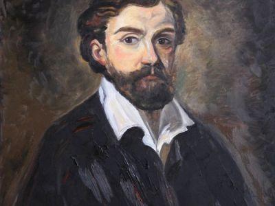 Portrait de Félix Braquemont