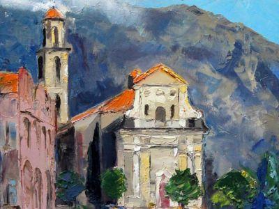 Village Corse