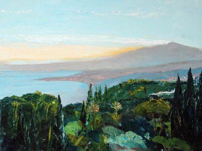 Jardin à Taormina