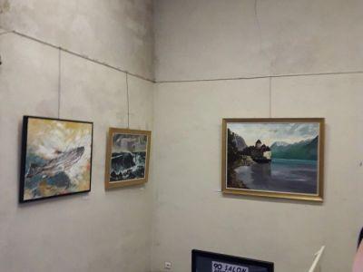 Salon des Annonciades 2019 Bicentenaire Courbet